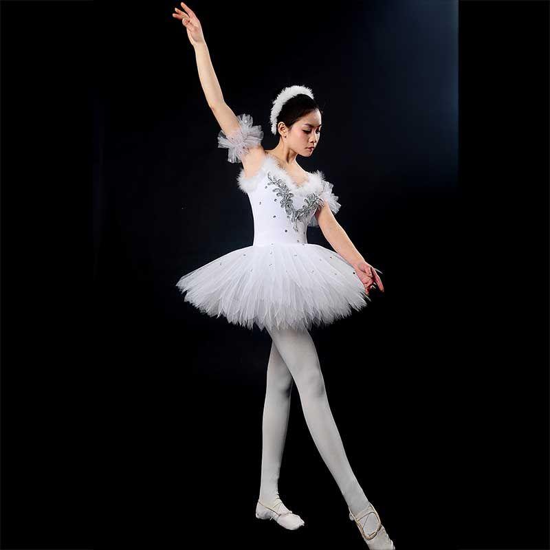 a578409e56f9 New White Camisole Leotard Professional Adult Swan Lake Ballet Tutu  Nutcracker Dance Costumes #Affiliate Sc 1 St Pinterest