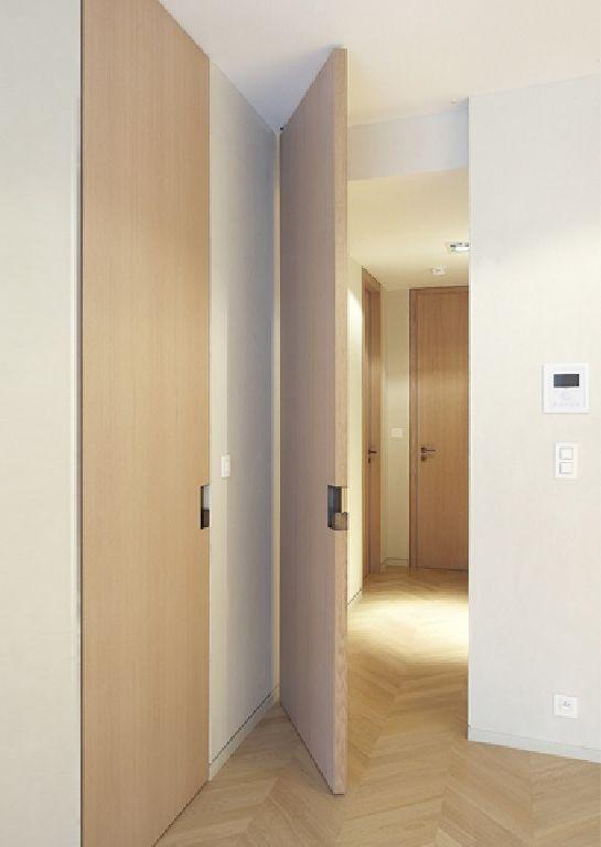 Les spécialistes recommandent de choisir des portes intérieures les