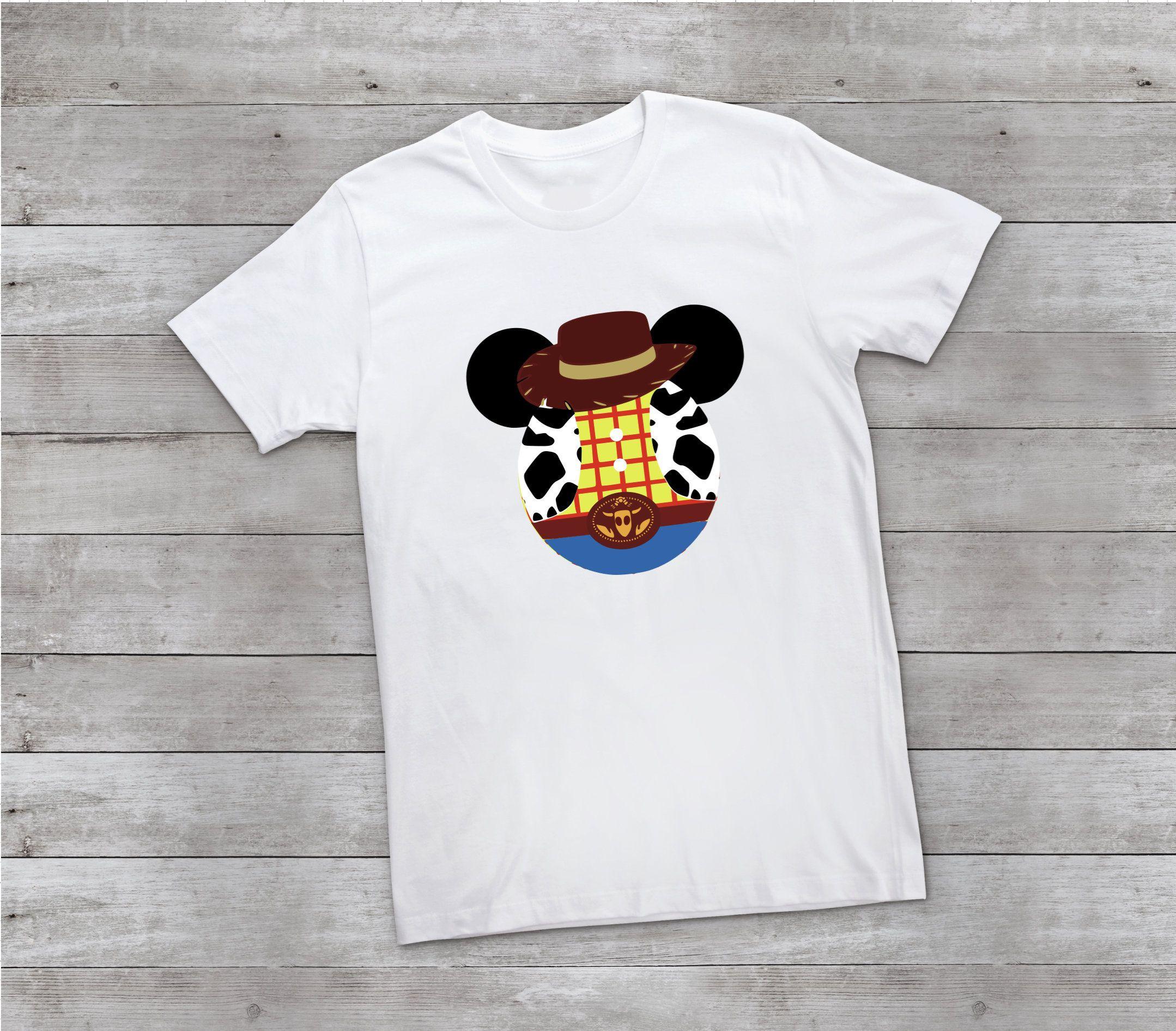 5762995891 Woody Mickey Shirt, Toy Story Woody Shirt, Disney Shirt, Disney Family  Shirts, Toy Story, Woody, Boys by ChicDesignsStudio on Etsy