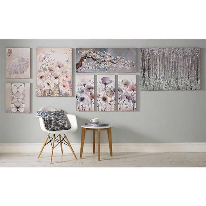 Watercolour Woods Wall Art by Graham and Brown