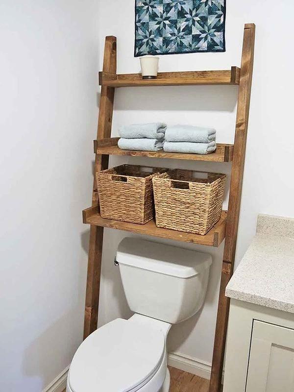 20 Soluciones Sencillas Para Organizar Un Bano Pequeno Muebles