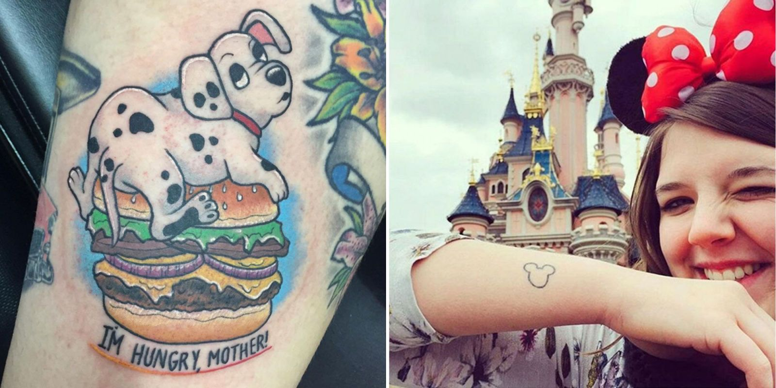 24 Adorable Disney Tattoos You're Going To Be Obsessed With