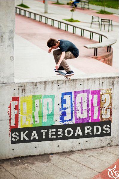FLIPSIDESB new generation of the skateboards