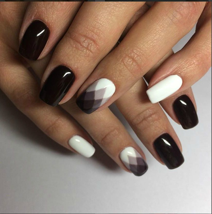17 elegant nail design ideas for Thanksgiving Day | Pinterest ...