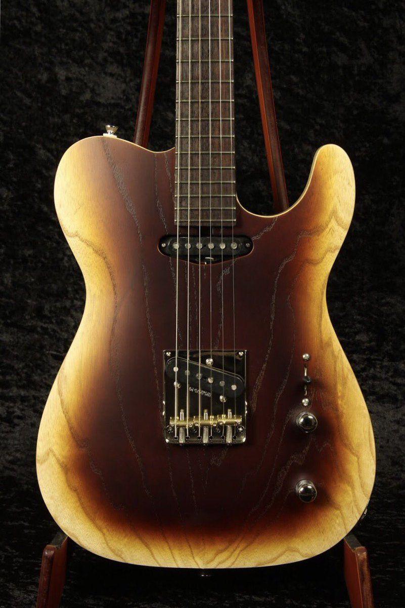 Saito Guitars S 622tlc Honey Toastreverse Guitars Pinterest