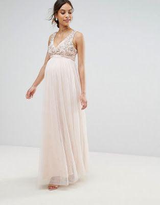 Comprar online vestidos de fiesta para embarazadas