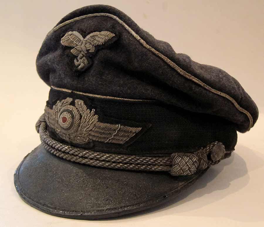 09d98840774 Luftwaffe Fallschirmjager (Paratrooper) Officers Cap