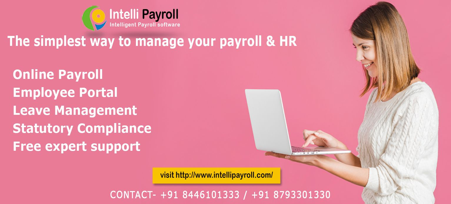 Get rid of spreadsheets and automate your payroll with