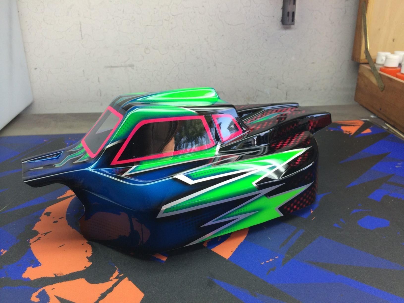 Fatal Designs Page 2 R C Tech Forums Rc Car Bodies Car Paint Jobs Toy Car [ 1223 x 1631 Pixel ]