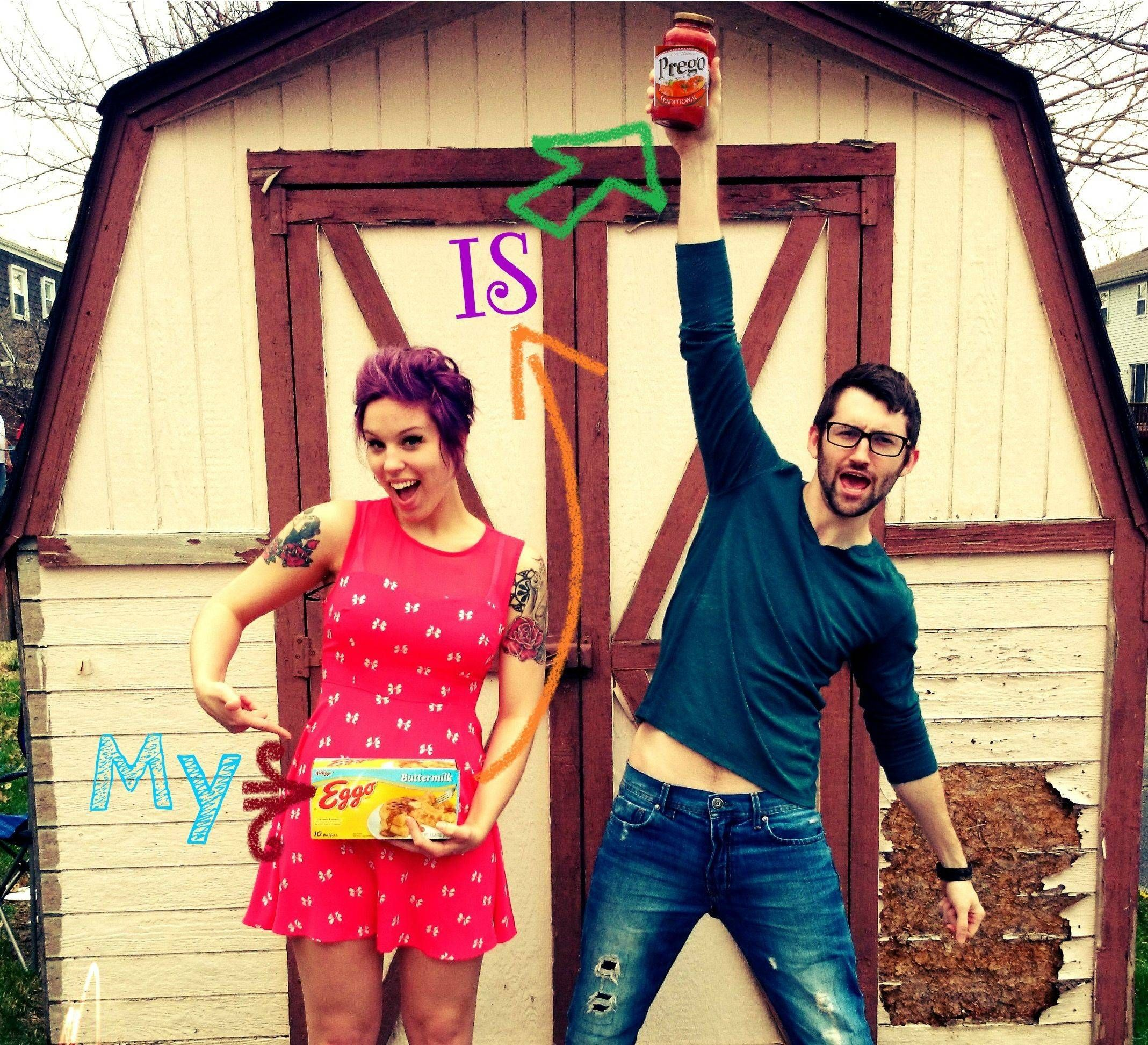 1000 images about PregnancyAnnouncement – Funny Expecting Baby Announcements