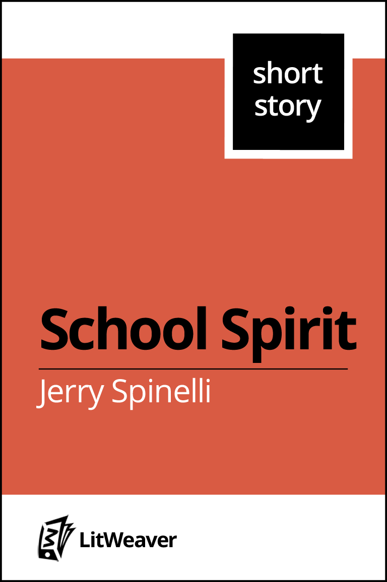 school spirit by jerry spinelli short story school spirit by jerry spinelli short story litweaver com short stories jerry o connell shorts and school spirit