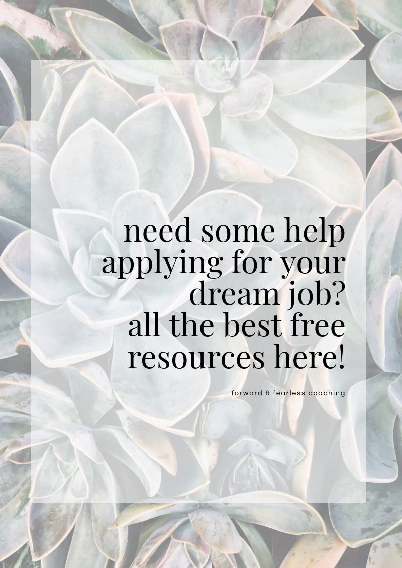 It takes a lot to find your dream job so we're here to