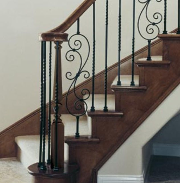 Best 25 Farmhouse Stairs Ideas On Pinterest: Best 25+ Wood Stair Railings Ideas On Pinterest