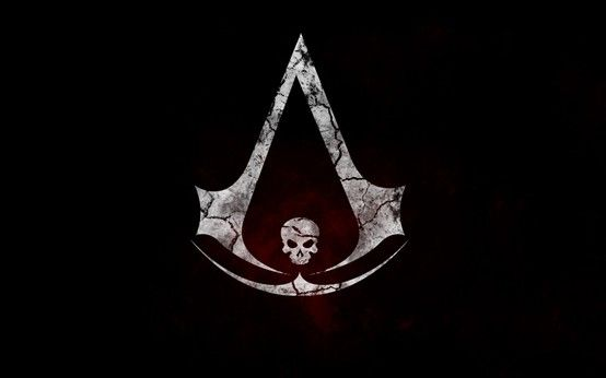 Assassin S Creed Iv Black Flag Logo Assassins Creed Black