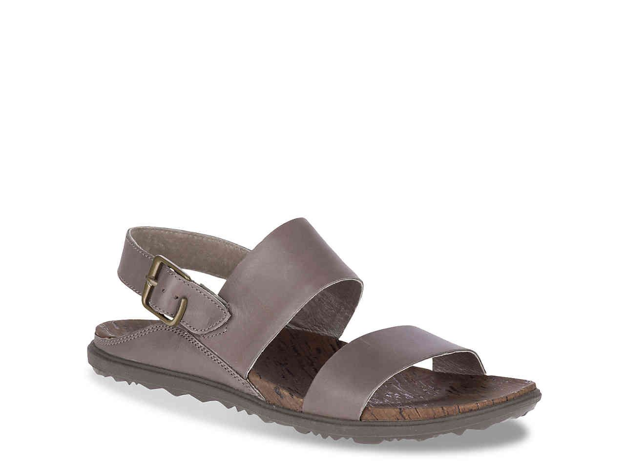 9b3588c79acb Merrell Around Town Luxe Backstrap Sandal Women s Shoes