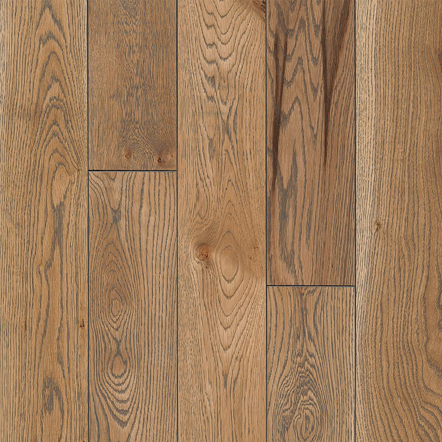 Bruce America S Best Choice 5 In Naturally Gray Oak Solid Hardwood Flooring 23 5 Sq Ft Lowes Com Solid Hardwood Floors Oak Hardwood Flooring Flooring