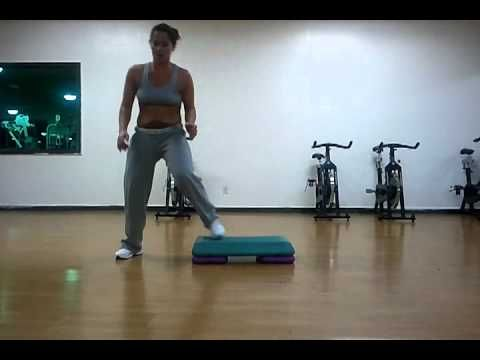 Basic Step Freestyle Aerobics Aerobics Step Aerobics Freestyle