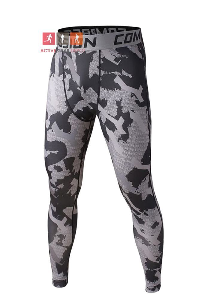 Men s Compression Exercise Gym Pants  d4f84537ccb89