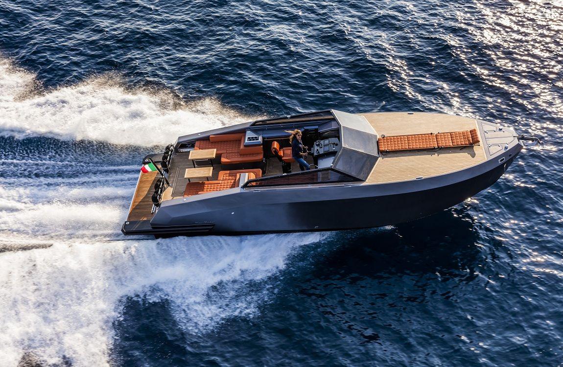 Mazu 38: un superyate que debuta en el Monaco Yacht Show 2016