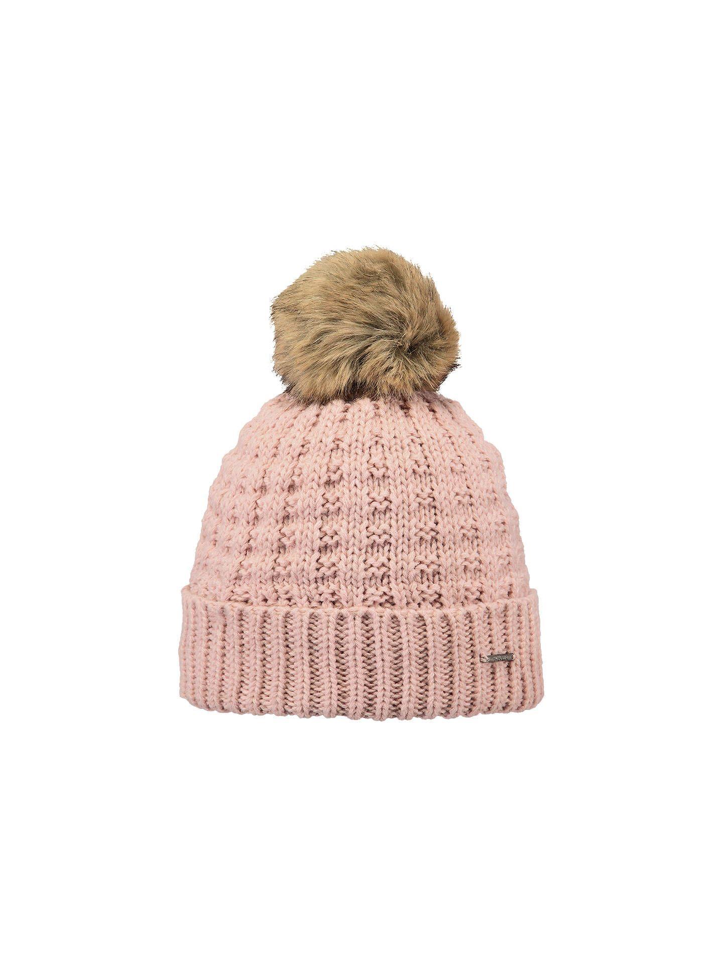 5911a3de1aa89 BuyBarts Filippa Pom Pom Beanie Hat
