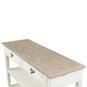 Dauphine Traditional French Accent Console Table - Baxton Studio : Target