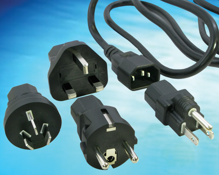 Pin On Cords And Connectors