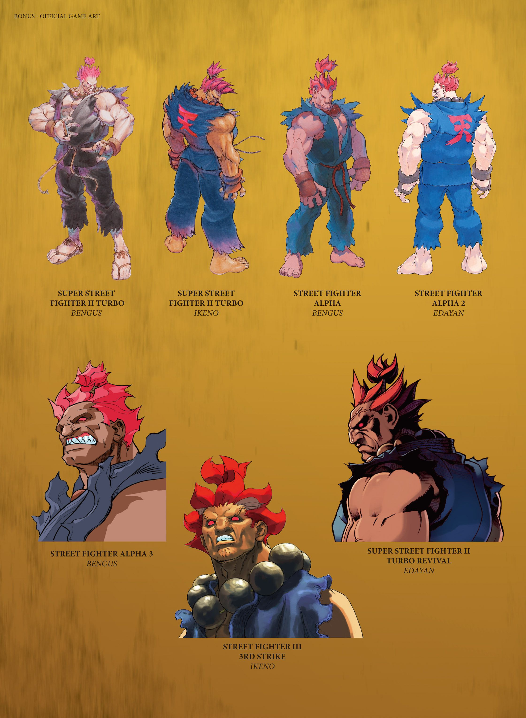 Street Fighter Origins Akuma Full Read Street Fighter Origins