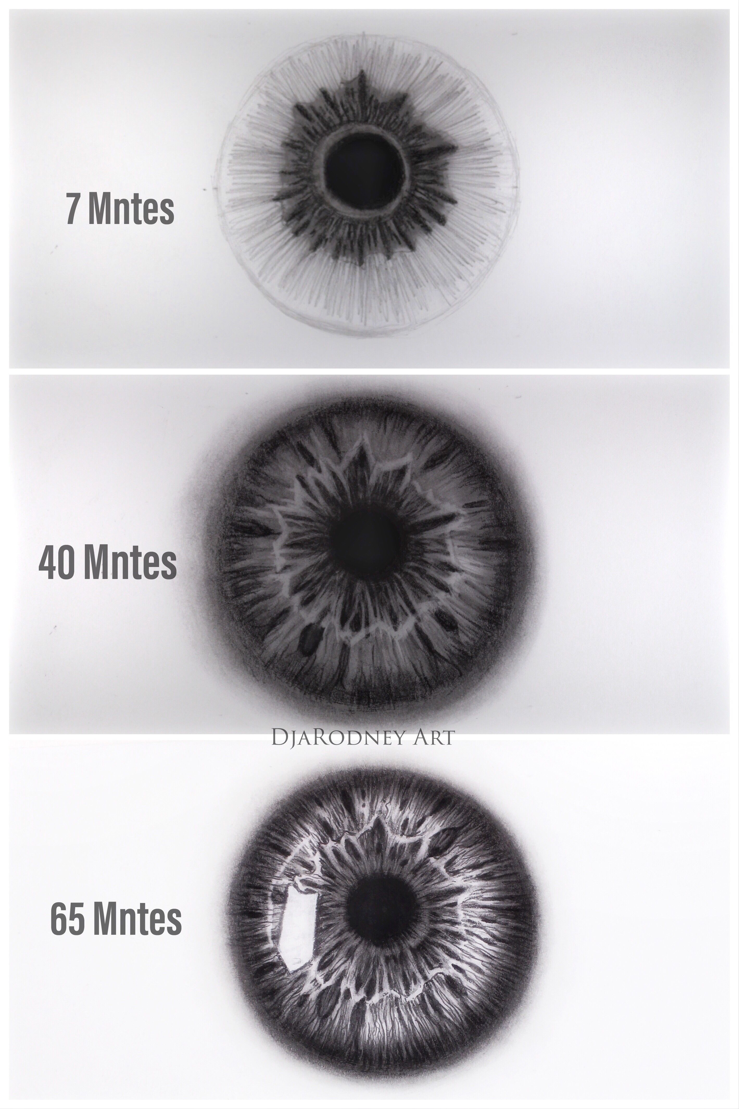 Watch The Full Video Click On The Link How To Draw Eyeball Step