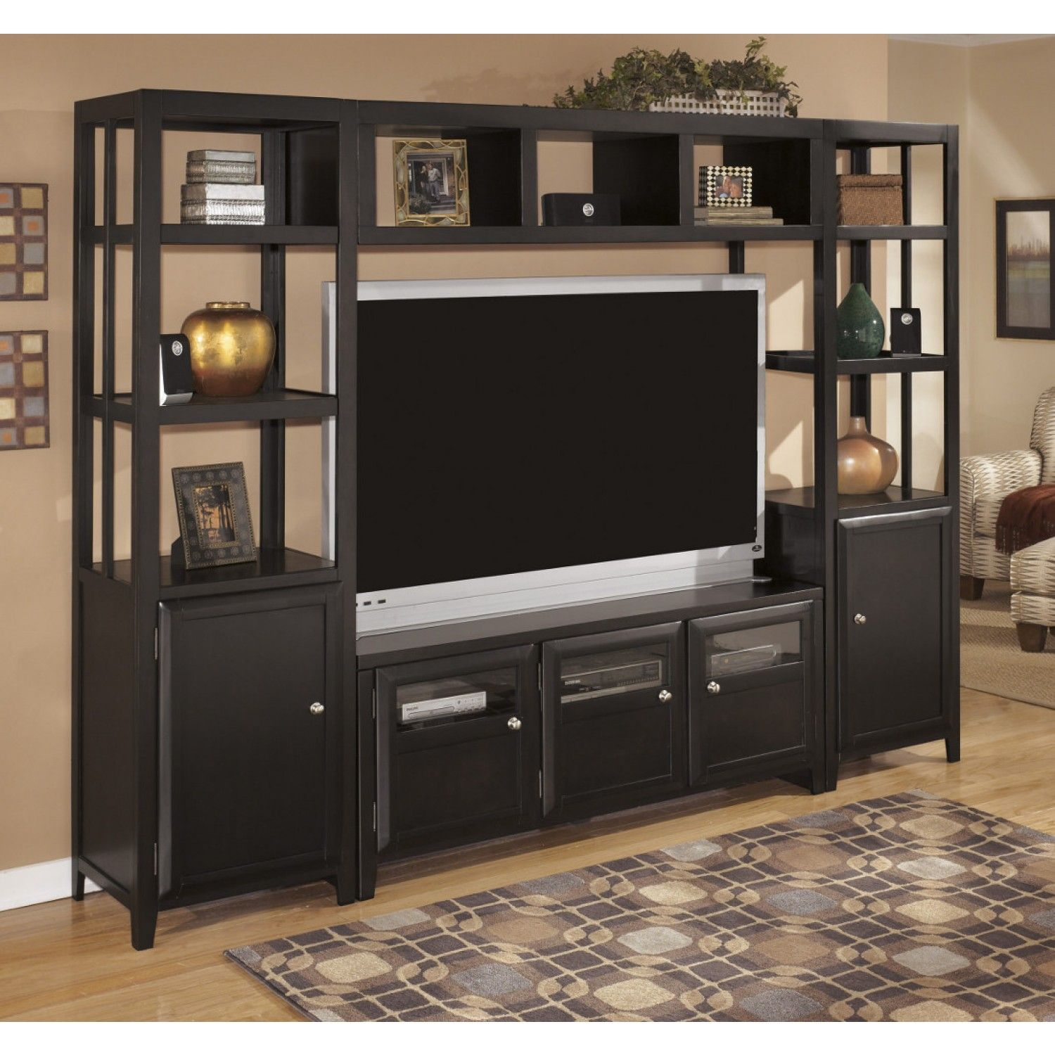 design fireplace wall ashley bluetooth speaker entertainment center insert by products small unit w furniture