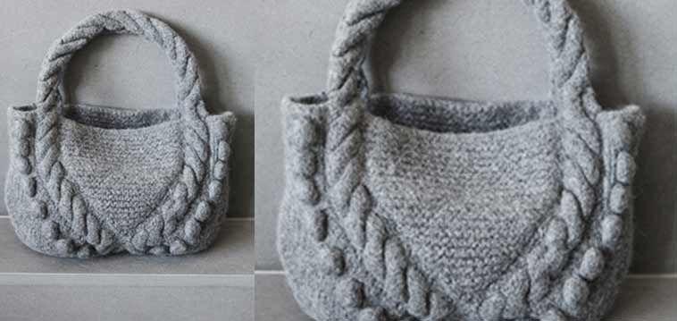 Ein Raffiniertes Muster Und Viel Platz Machen Diese Tasche Zu Deiner