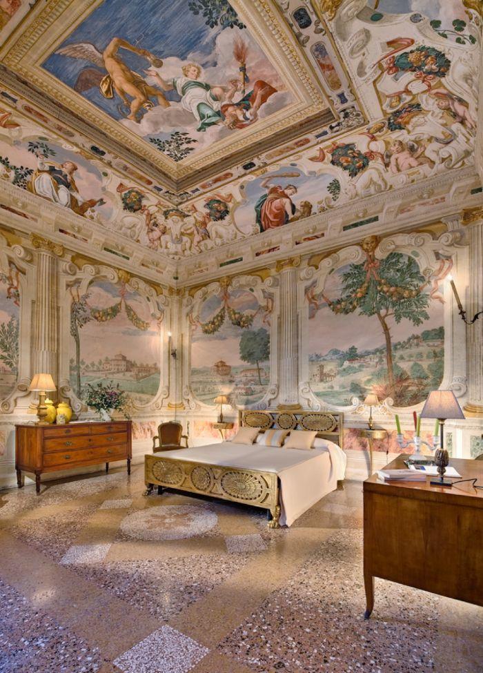 Italian Villas Villa Emo Fanzolo Di Vedelago Tv Italy