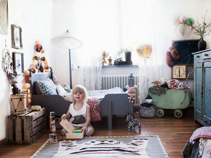 wir haben die sch nsten kreativsten und stylischsten kinderzimmer ideen herausgesucht. Black Bedroom Furniture Sets. Home Design Ideas