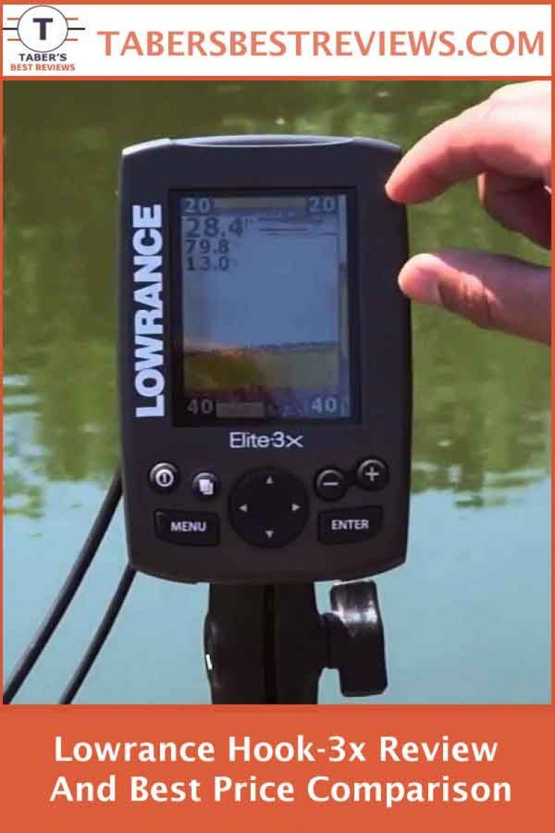 Lowrance Hook3x Review And Best Price Comparison Fish