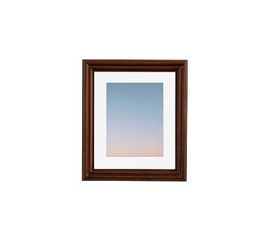 Blue Desert Sky Framed Print by Jane Wilder, 11 x 13\