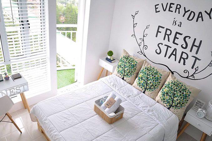A 25sqm Scandinavian Inspired Condo Unit Condo Interior Design Condo Interior Condominium Interior Design