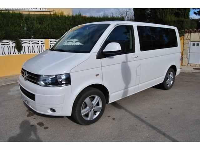 14500,00€ · Volkswagen Caravelle 2.0TDI Comfortline 140 · Vehículo ...