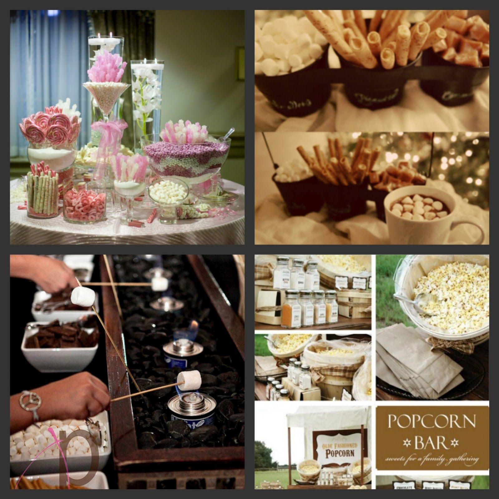 food bar ideas | Weddings Are Fun Blog: Wedding Trend: Food Bars and ...