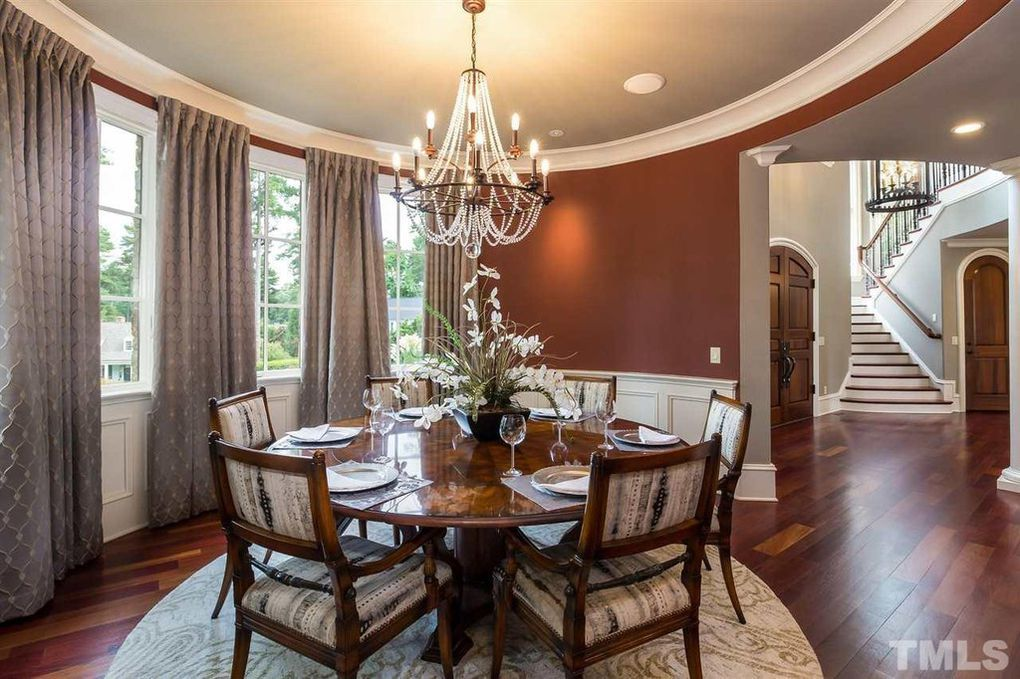 T M F D 2017 9 000 Square Foot European Inspired Stone Mansion In Cary Nc