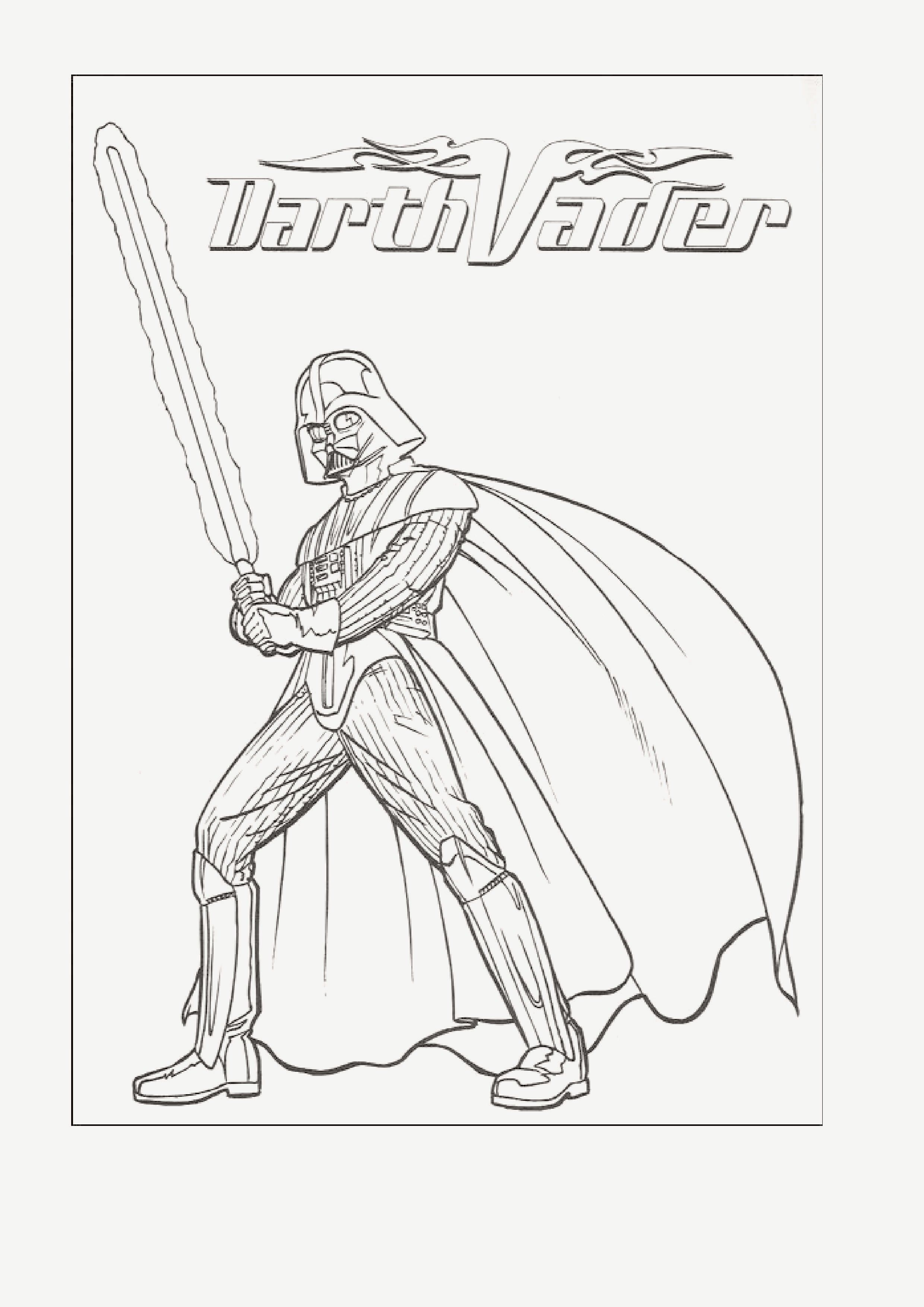 Luke Skywalker Coloring Pages Awesome Darth Vader Coloring Pages In 2020 Cat Coloring Book Coloring Pages Star Wars Colors