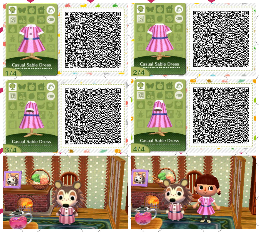 Animal Crossing: Happy Home Designer and Animal Crossing: New Leaf on