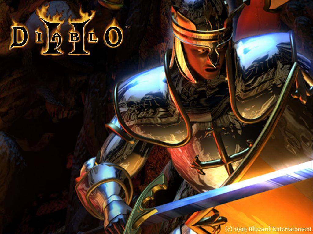 Diablo II HD Wallpapers Backgrounds Wallpaper