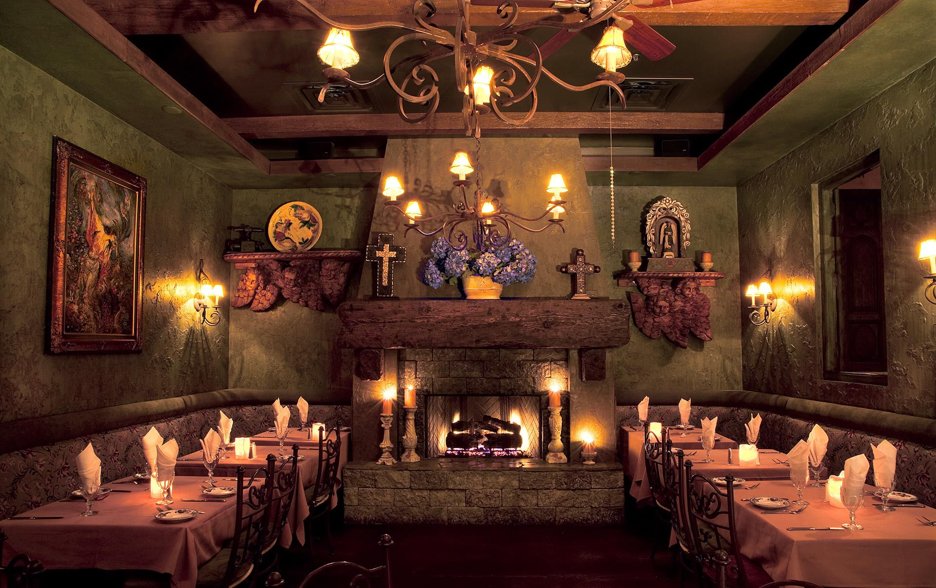 Cucina Restaurant Sedona Az Rustic Italian Kitchen Cucina Rustica Memorable
