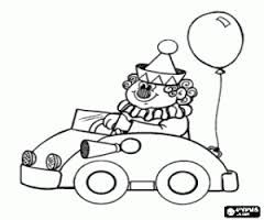 Resultado de imagem para desenhos para colorir circo
