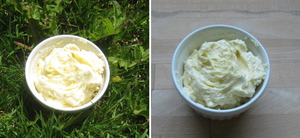Knoblauchbutter - garlic butter