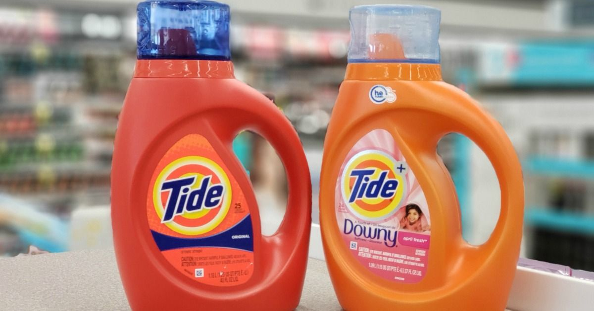 Hip2save Tide Laundry Detergent Only 1 99 At Walgreens Just