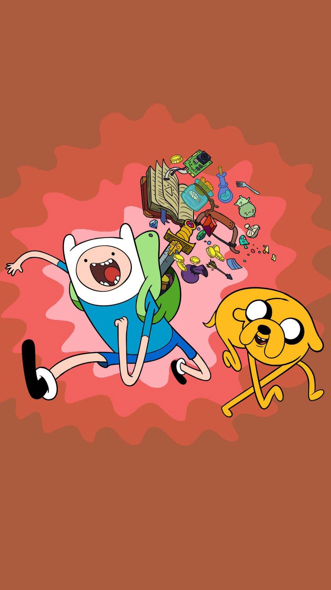 adventure time wallpaper hd iphone 576356 in 2019