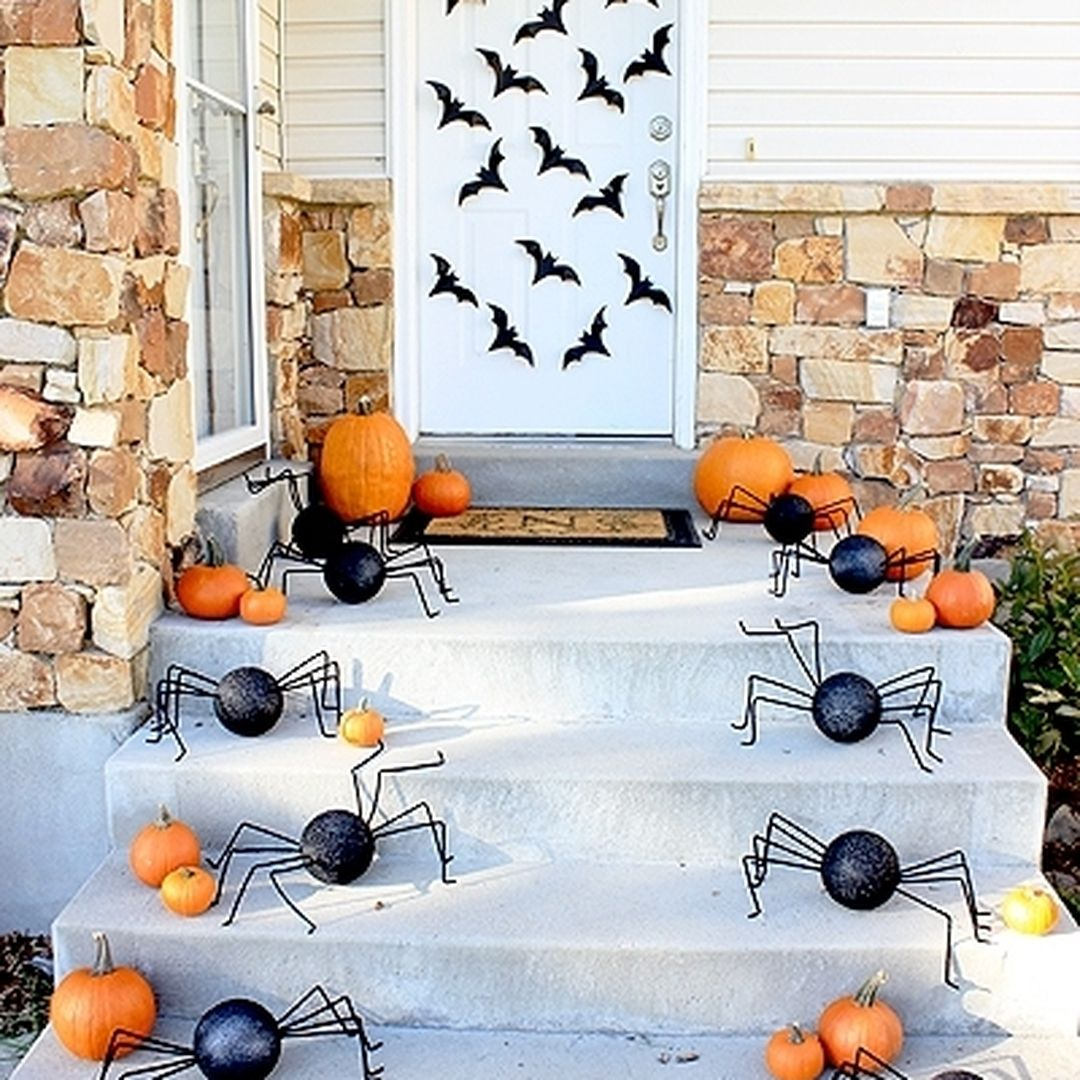 How to make Halloween decorations for under $20 Holloween Pinterest - How To Make Halloween Decorations