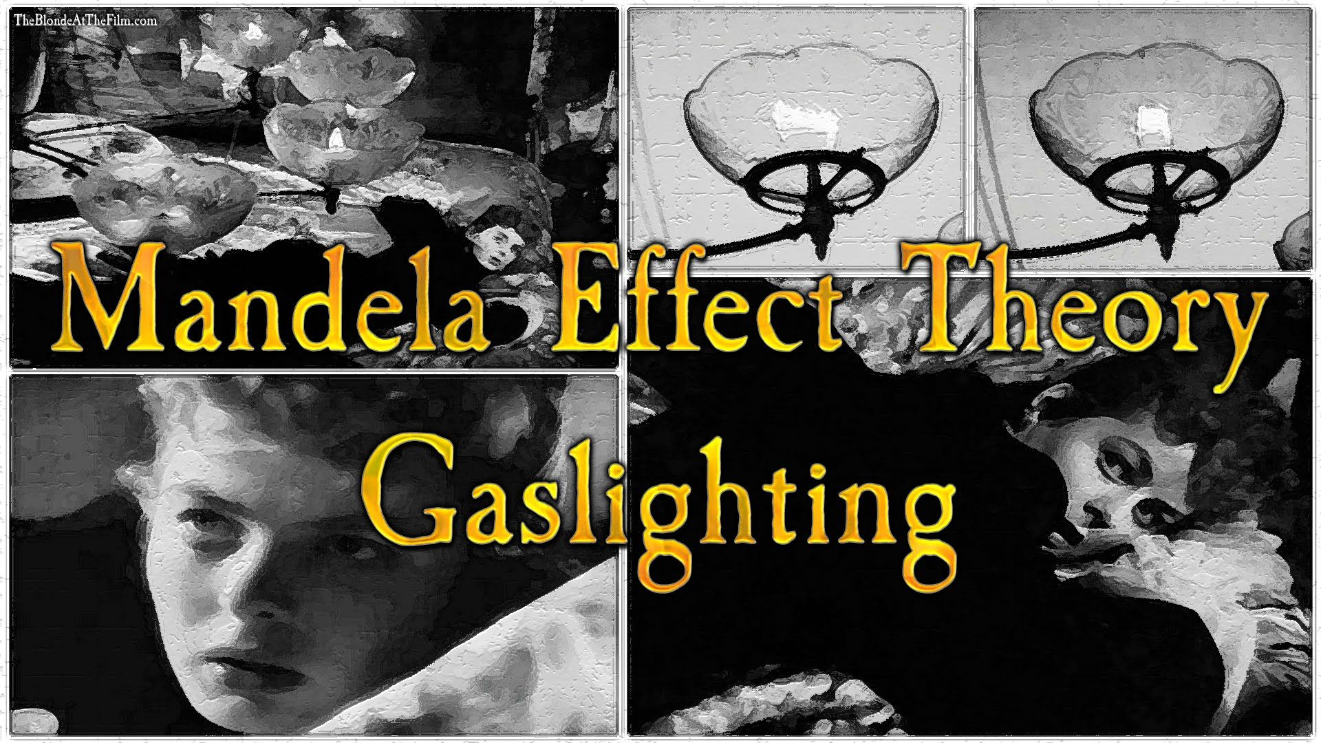 Mandela Effect Theory: Gaslighting (Copyright  Gov Website
