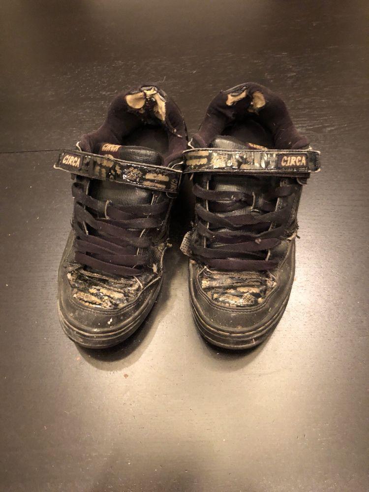 Skater shoes, Vintage shoes