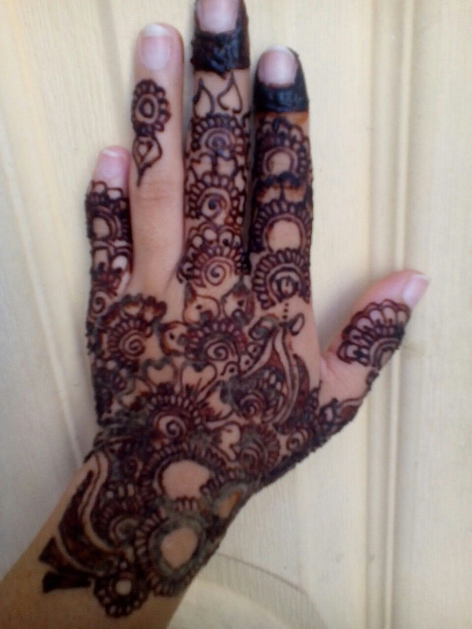 Pin by Asma Noreen on Asma dress Hand henna, Henna hand